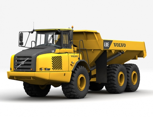 Volvo CE: E-learning